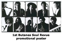 1st BSR promo poster